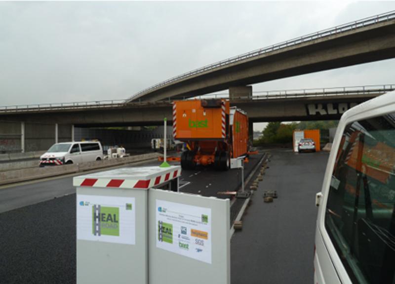 Loading programme test starts in Germany